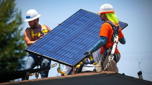 How to make home solar panels affordable by tweaking the 30-year mortgage - Los Angeles Times