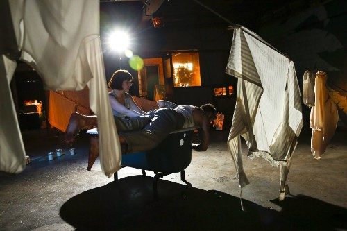 Immersive theater appeals to audiences wanting to take part in art - Los Angeles Times