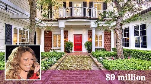 Mariah Carey sells her marital home in Bel-Air for $9 million - Los Angeles Times