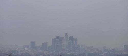 L.A. officials seeded clouds during El Niño storm in hopes of more rain - Los Angeles Times