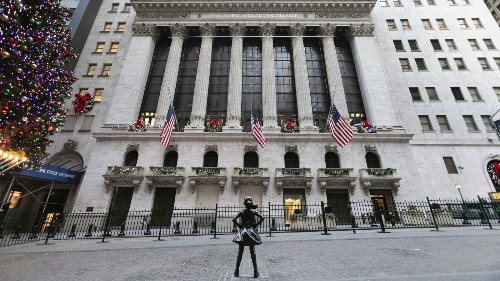 Stocks go on a wild ride to nowhere: Rise, fall and repeat - Los Angeles Times