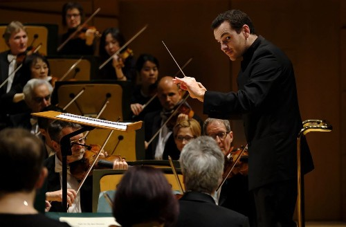 SoCal classical music listings, March 24-31: Lionel Bringuier with the LA Phil and more
