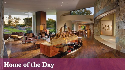 Home of the Day: A luxury Oasis in La Quinta - Los Angeles Times