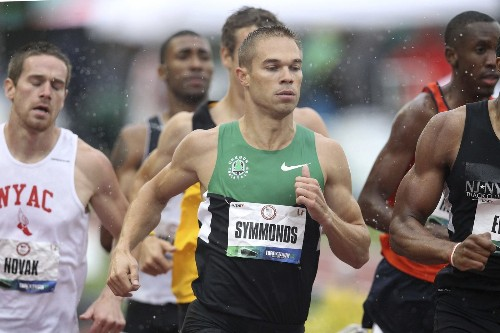 Top track athlete Nick Symmonds sues U.S. officials in sponsorship dispute - Los Angeles Times