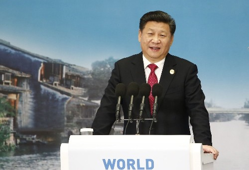 China's president is the country's most-traveled leader since Communism -- and maybe the strongest - Los Angeles Times