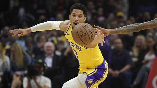 Josh Hart's sore knee will keep him out for Lakers vs. Nets; LeBron James will play