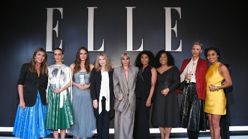 Female trailblazers shine at the Elle Women in Hollywood celebration - Los Angeles Times