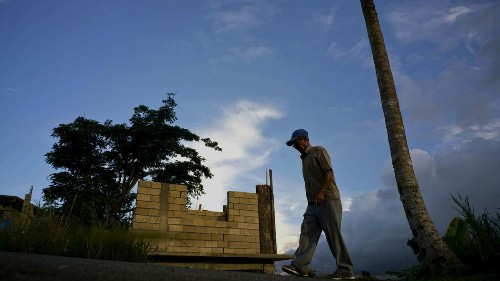 Puerto Rico lost nearly 4% of its population after Hurricane Maria, data shows