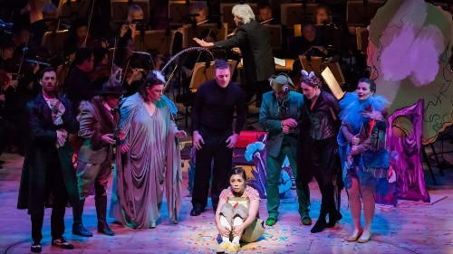 Review: For Pacific Symphony, a Ravel opera and a tribute to a cellist, delivered with soul