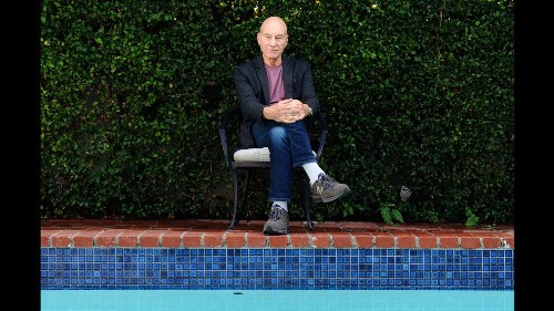 Patrick Stewart's new roles more down to Earth than sci-fi work