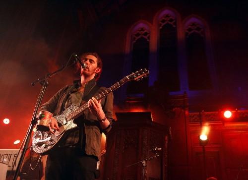 Hozier takes a worshipful L.A. to an actual church