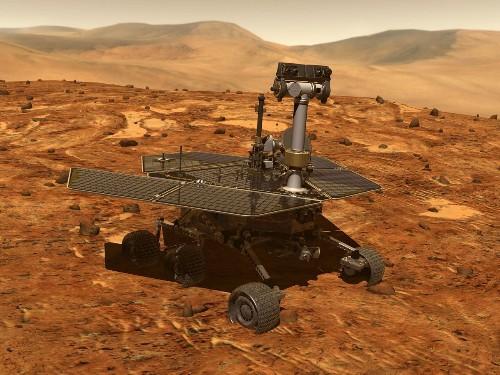 NASA team hacks Opportunity to treat Mars rover's amnesia