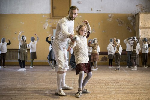Palm Springs International Film Festival will open with 'The Fencer' - Los Angeles Times