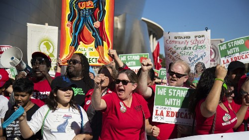 What to know as LAUSD teachers prepare to strike Monday - Los Angeles Times