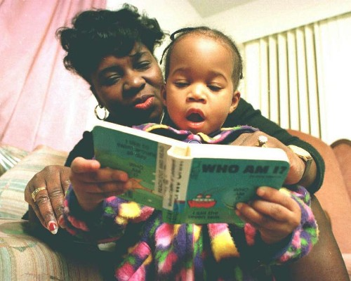 Pediatricians' Rx for parents: Read to your kids every single day - Los Angeles Times