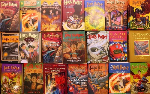 Rare 'Harry Potter' book featuring misspelled title fetches $90,000 at auction
