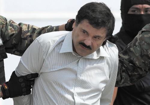 'El Chapo' is wounded but not caught as Mexico's military roars into terrified villages