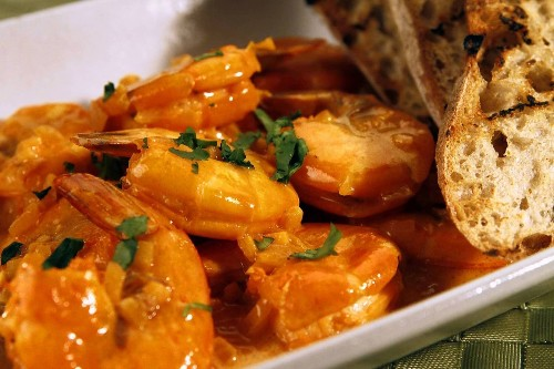 Make this Spanish shrimp dish for dinner tonight - Los Angeles Times