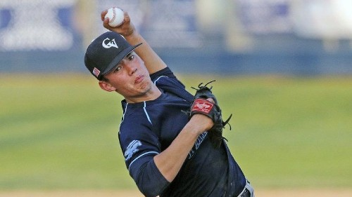 CV's Grimm, Prep's Grable earn All-CIF baseball accolades