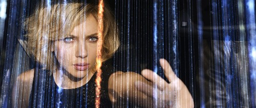 'Lucy' is an action-packed waste of brain power