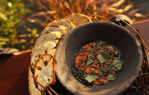 The Gadarene Swine is a carnivore chef's complicated vegan venture