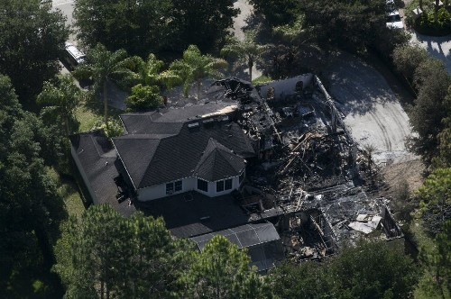 Florida mansion arson victims were shot, investigators say - Los Angeles Times