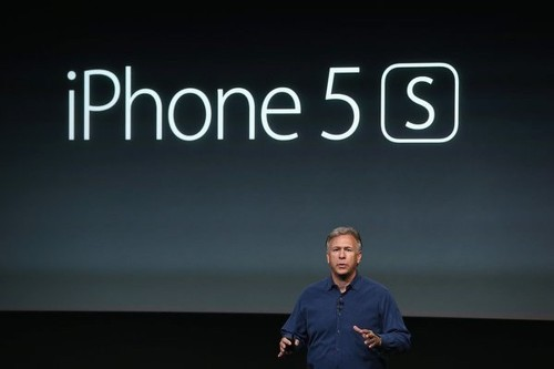 Apple goes for gold, unveils iPhone 5S - Los Angeles Times