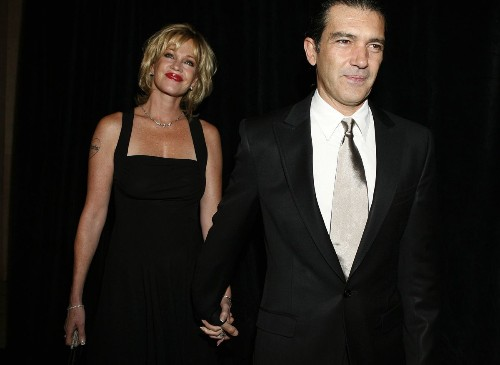 Melanie Griffith divorcing Antonio Banderas after 18-year marriage
