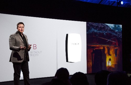 Tesla focuses on smaller, daily-use batteries for homes