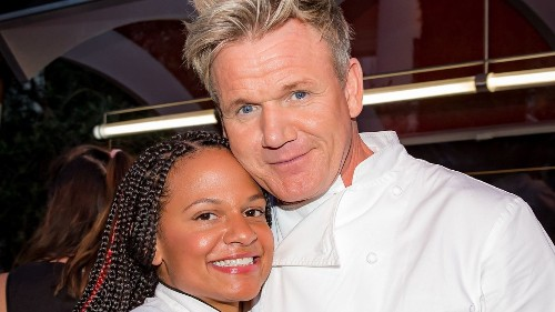 'Hell's Kitchen' winner claims her prize: Head chef at Las Vegas' BLT Steak - Los Angeles Times