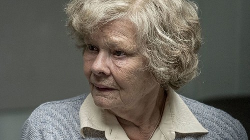 Review: 'Red Joan' presents Judi Dench in a morally complex role
