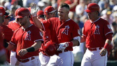 Mike Trout remaining an Angel for 12 more years begins to sink in