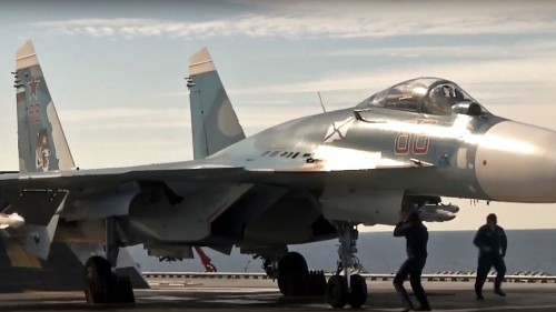How Russia's military campaign in Syria is helping Moscow market its weapons