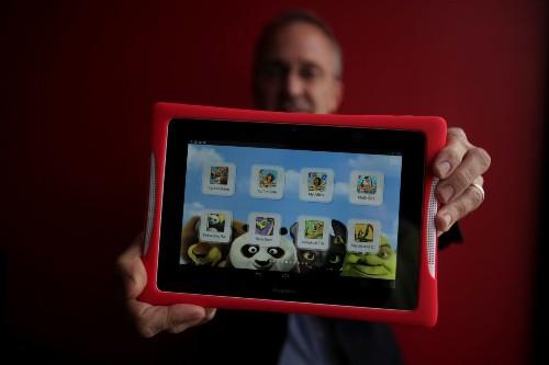 Golfer's hedge fund bids on Nabi tablet maker