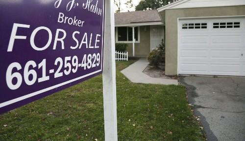 Southland housing market mellows as sales fall, price growth slows - Los Angeles Times