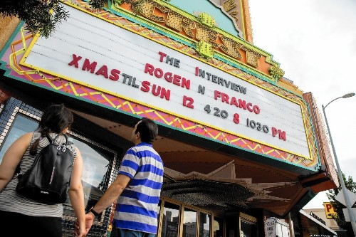 Sony debuts 'The Interview' online, upending Hollywood-tech equation