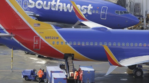 Southwest Airlines declares a maintenance 'emergency' with more jets grounded