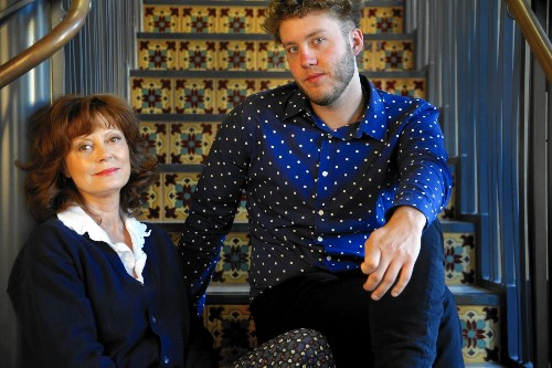 'Storied Streets' a family project, with Susan Sarandon guiding the way
