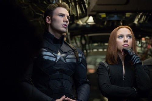 'Captain America' edges out 'Rio 2' to retain top box-office spot - Los Angeles Times