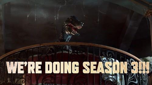 Hulu renews 'Marvel's Runaways' for a third season, so leave the raptor alone