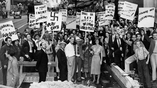 Eighty years before Pittsburgh, Kristallnacht emboldened Nazis in Los Angeles - Los Angeles Times
