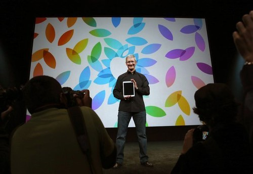 Apple's Tim Cook says policy against anti-gay bias good for business
