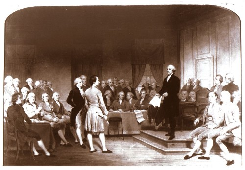 The Founding Fathers: Demigods or scoundrels?