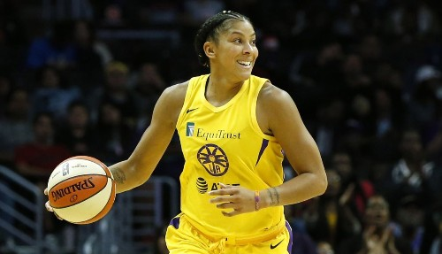 Sparks fall to Wings after Candace Parker leaves game with foot injury