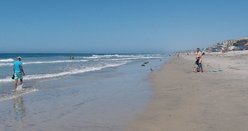 Two California beaches make top 10 list for family friendliness