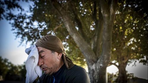 California's destructive summer brings blunt talk about climate change