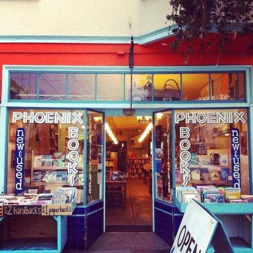 Psst... wanna buy a bookstore?