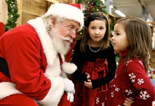 How much would Santa make? Almost triple the U.S. median income