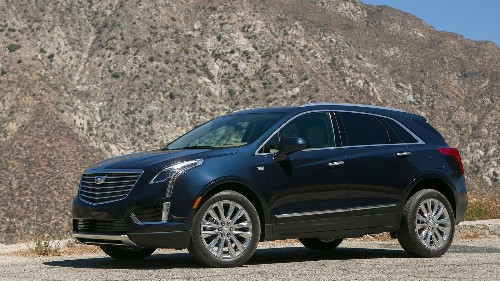 Cadillac XT5 is a worthy SUV competitor for BMW, Audi and Mercedes-Benz