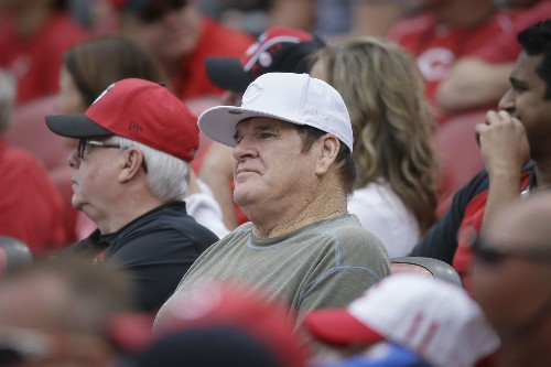Pete Rose reportedly bet on games as a player with Cincinnati Reds - Los Angeles Times